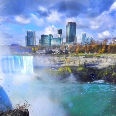 Niagara Falls - by Alex Budik